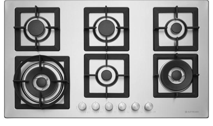 1 Cooktop Quadratto 90 cm